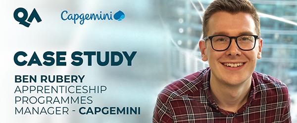 CapGemini  Case Study Ben Rubery