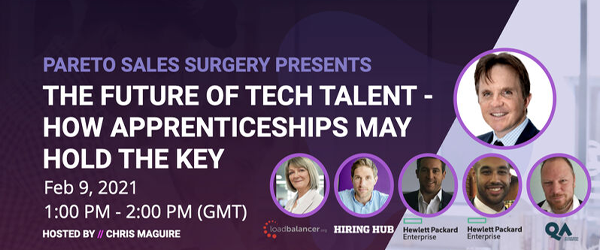 The Future of Tech Talent - How Apprenticeships May Hold the Key